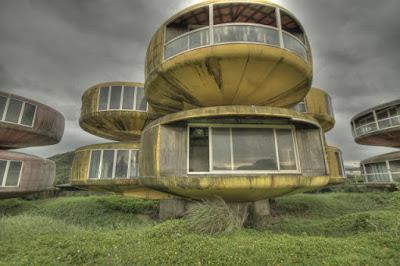 Lugares turísticos abandonados