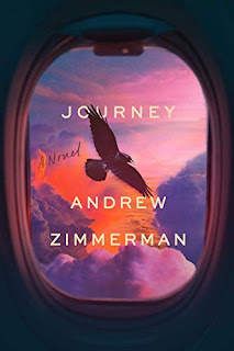 Journey: A Spiritual Novel by Andrew Zimmerman book promotion