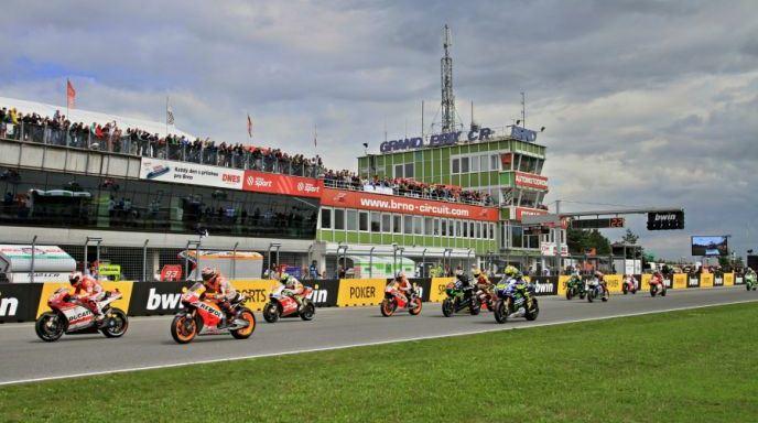 Jadwal MotoGP Brno Ceko 2018