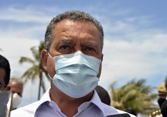 Rui anuncia que aulas presenciais retornam neste mês em toda a Bahia