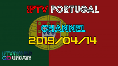 M3u Iptv Portugal Playlist Servers Channels 14/04/2019
