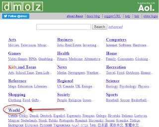 world-Dmoz