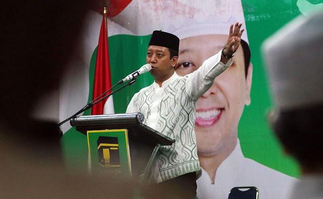 VIDEO: Rommy Sindir Prabowo Soal Ijtima Ulama