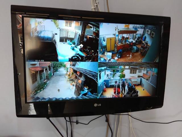 CCTV Panggilan, CCTV Rumah, CCTV