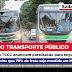 Motoristas do transporte coletivo de Maringá anunciam greve para segunda (12), mas justiça determina que 70% da frota seja mantida