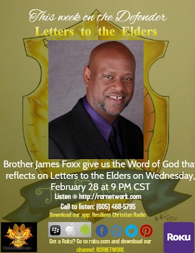 Letters to the Elders