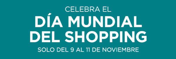 Top 10 ofertas Día mundial del shopping de El Corte Inglés