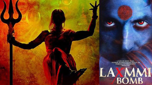 Laxmi bom release date 9 Nomber