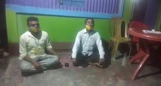 গ্রামীণ সম্পদ কর্মীদের ভার্চুয়াল স্ট্রাইক