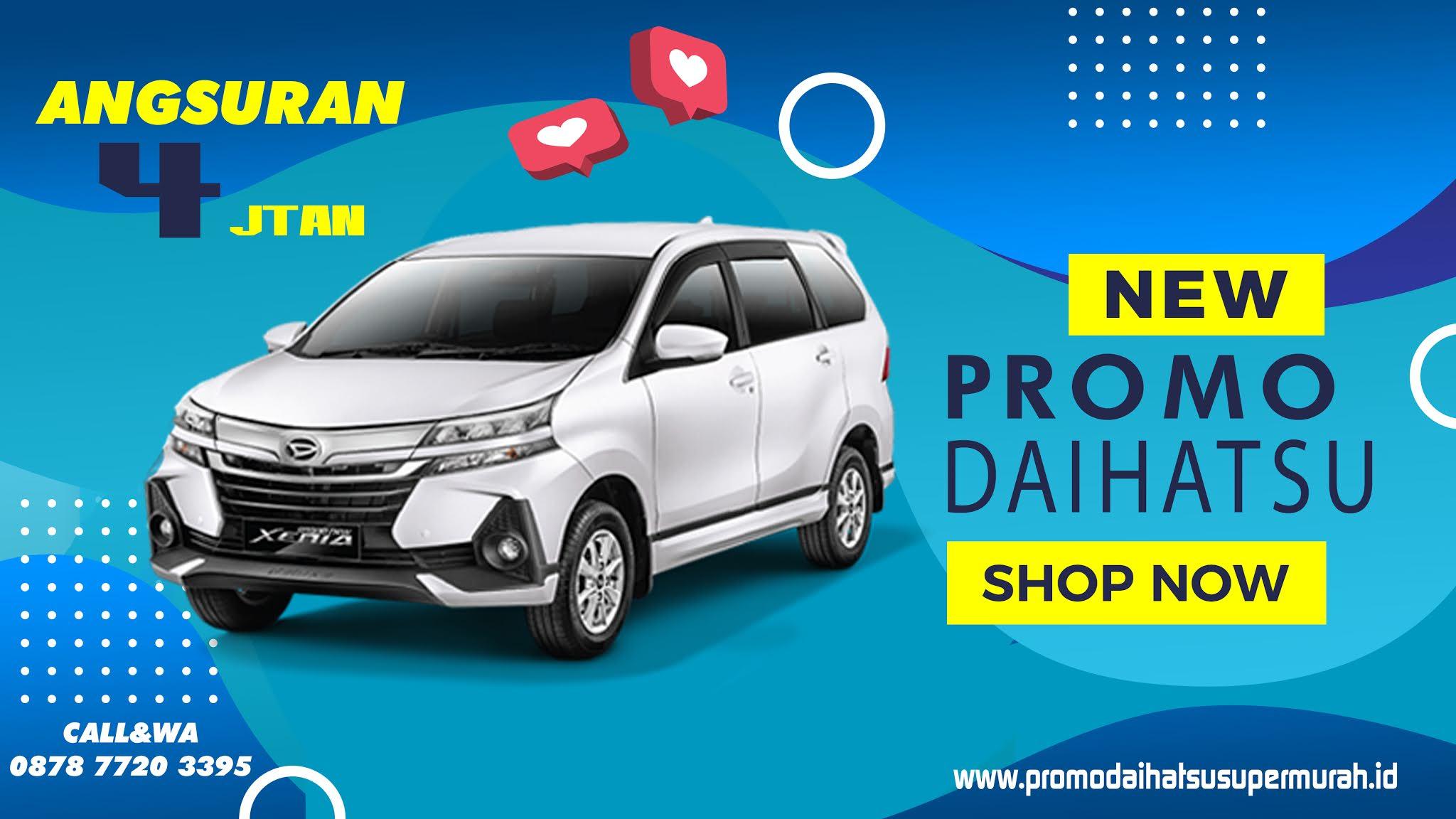 Promo mobil daihatsu banjarmasin agustus 2021. Harga Daihatsu Xenia 2021 ~ Promo Daihatsu