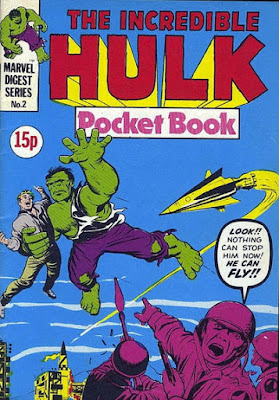 Hulk pocket book #2