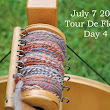 Day 4 Tour De Fleece