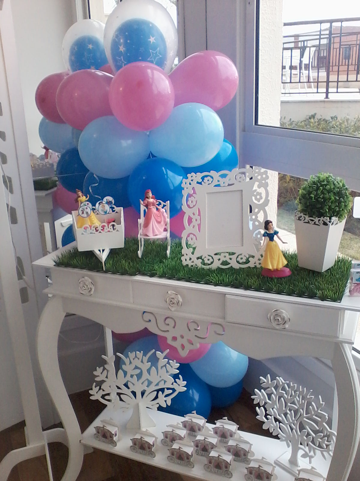 B.abá Festas: Festa Pucca