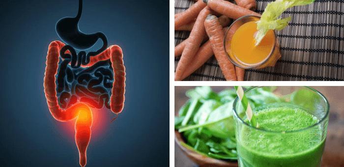 remedios para limpiar los intestinos