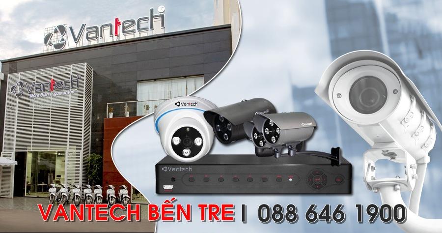 Camera Vantech Bến Tre