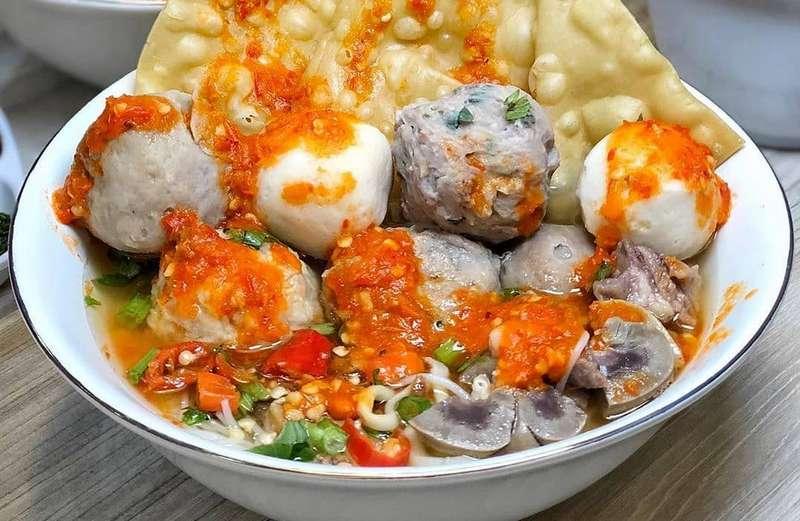 Kuliner Bakso Malang (instagram.com)