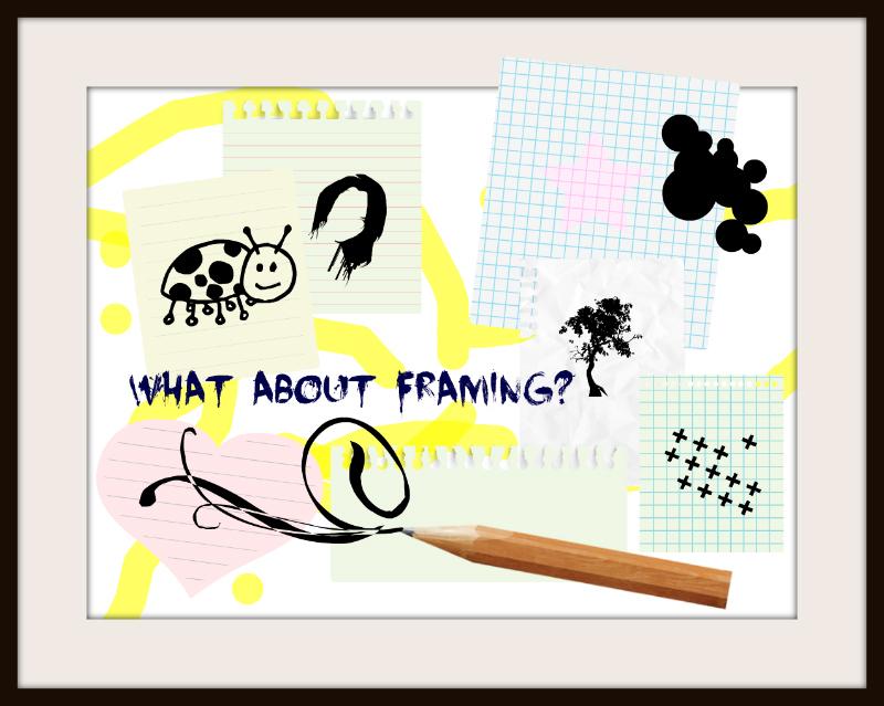 Beste Framing Terminologie Zeitgenössisch - Benutzerdefinierte ...