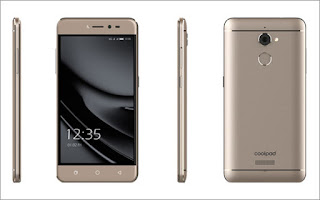 Harga Coolpad Note 5 Lite, RAM 3GB Kamera 13MP