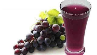 Zumo de uvas: Por qué es bueno tomarlo