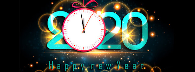 Facebook cover photos happy new year 2020