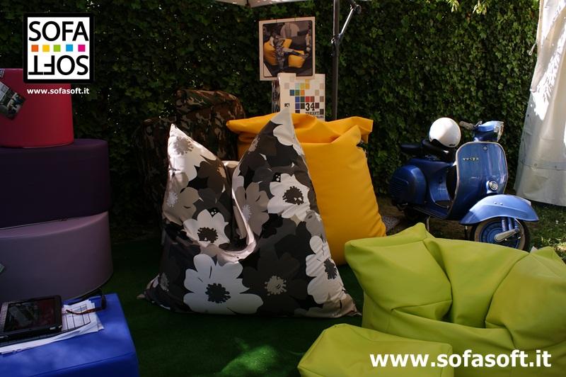 Be Soft On Your Sofa Sofasoft A Giardini E Terrazzi