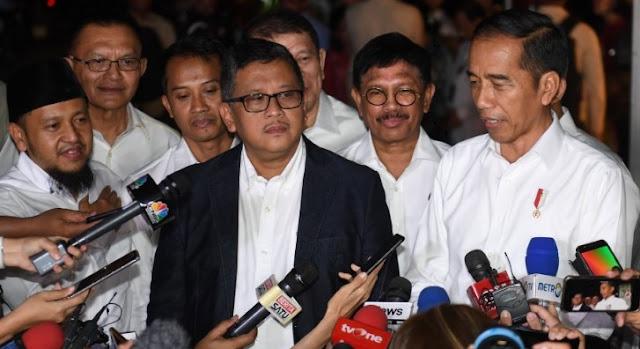 Bisa Aja!!! Politikus Pengusung Jokowi Kompak Sebar Wacana Anti Perppu KPK