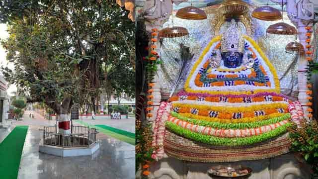 shyam temple chulkana dham samalkha panipat