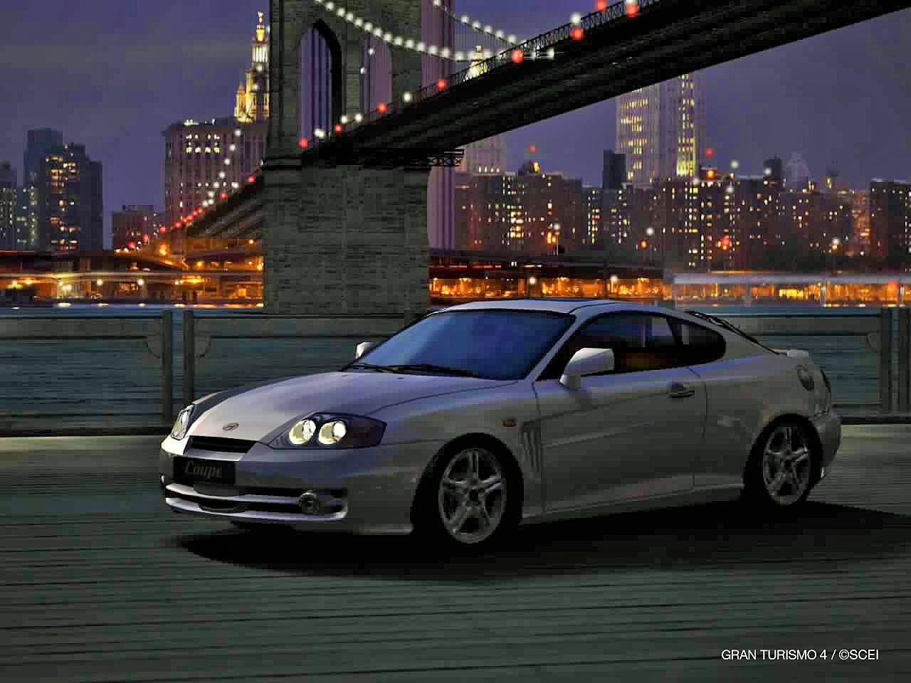 gran turismo photo dump gt4 2001 hyundai coupe fx. Black Bedroom Furniture Sets. Home Design Ideas