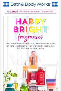 Bath & Body Works | Today's Email - First Look - January 14, 2020