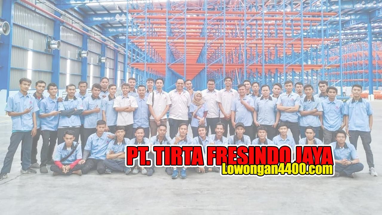 PT. TIRTA FRESINDO JAYA