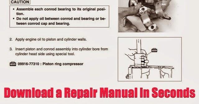 DOWNLOAD 135HP OUTBOARD REPAIR MANUAL: DOWNLOAD 135HP Repair