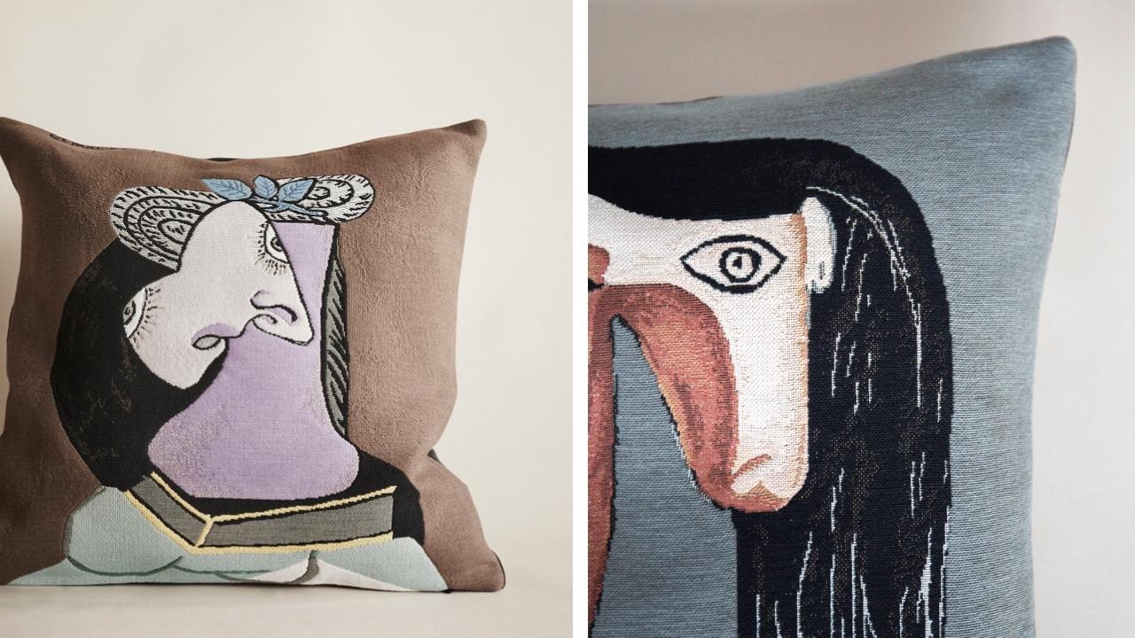 Poduszki z Picasso