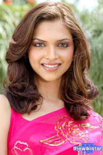 ديبيكا بادكون (Deepika Padukone)، ممثلة هندية