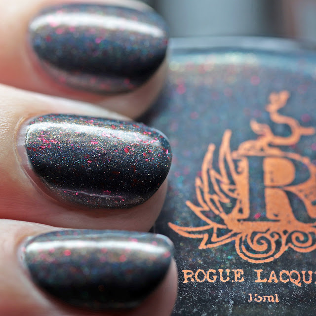 Rogue Lacquer Master of the Mystic Arts