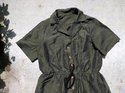 Reeta dress named clothing Oberteil