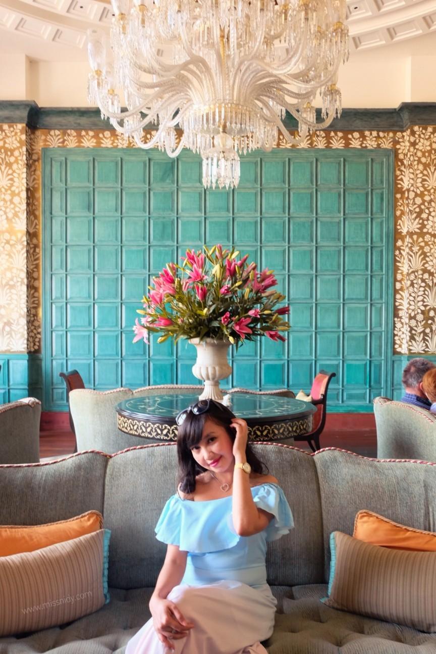 hotel termewah di india