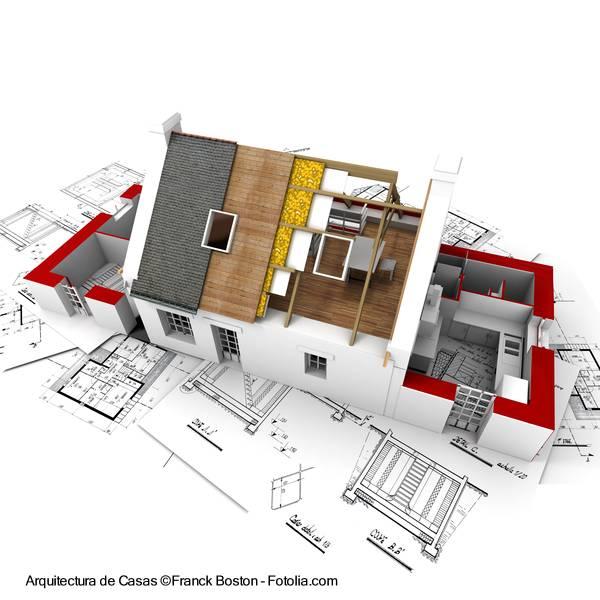 Proyecto de casa renderizado