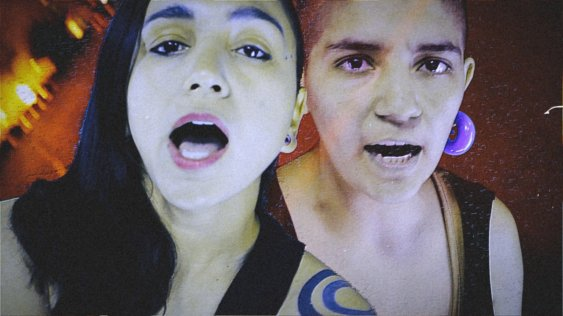 """Araceli Cantora y Dania Neko: La música como refugio y ofensiva en """"Astuta Jauría"""""""