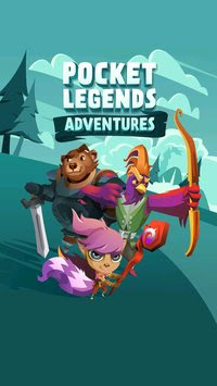 Download Pocket Legends Adventures MOD APK v1.0.5 for Android Hack Orignal Version Terbaru 2017