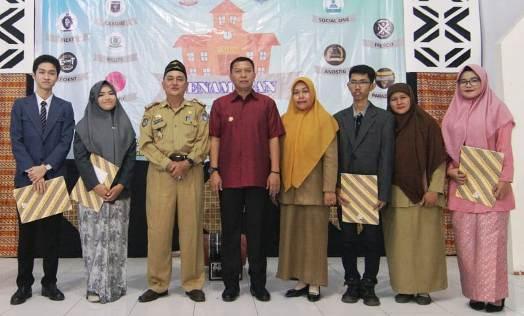 Bupati Hadiri Perpisahan, Siswa SMA Negeri I Benteng Selayar