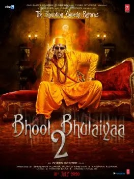 Top scary movies of 2020 Bhool Bhulaiyaa 2 cast, trailer and reviews