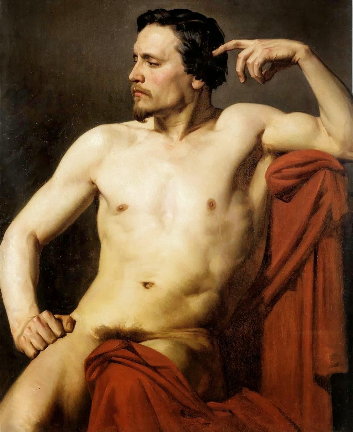 A Nude Man 84