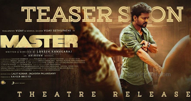 'Master' not blasting this Diwali, but to come as Pongal treat