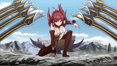 Fairy Tail's Erza Scarlet