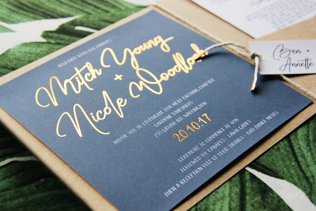 MELBOURNE STATIONERY WEDDING INVITATIONS SIGNAGE DECOR
