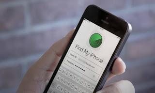 cara lacak iphone via find my iPhone