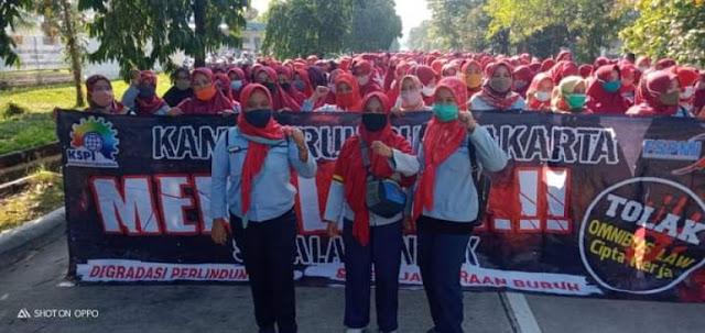 Survei: Di Zaman Jokowi, Masyarakat Semakin Sulit Berdemonstrasi
