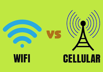 Wifi Vs Cellular | 7 Differences between Wifi and Cellular