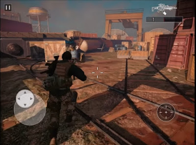 Download Afterpulse v1.5.6 Apk Data, Game android HD FPS Terbaru