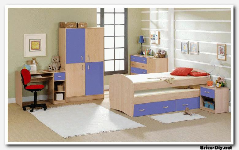 Como Decorar Dormitorios Con Muebles De Melamina Y Mdf